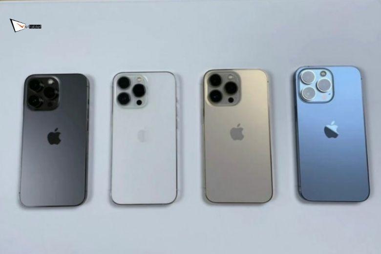 Hình ảnh thực tế iPhone 13 Pro và iPhone 13 Pro Max