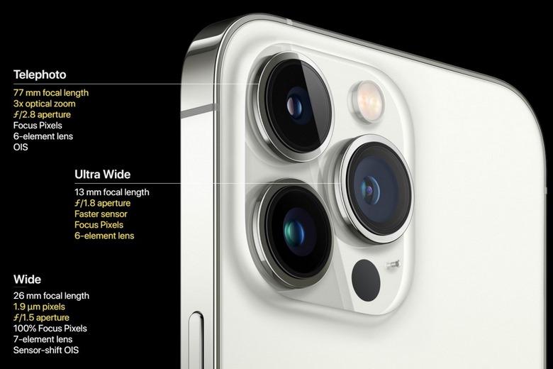 camera iPhone 13 Pro - iPhone 13 Pro Max