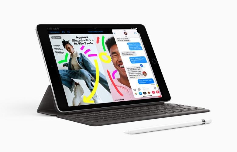 cấu hình iPad Gen 9