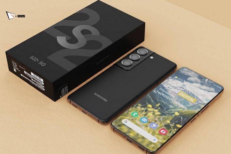 Hình ảnh Samsung Galaxy S22 và S22+ bất ngờ lộ
