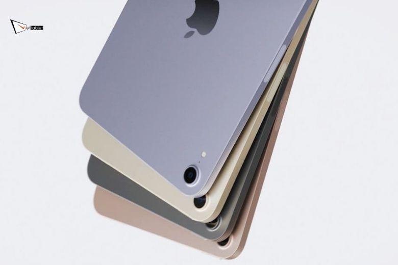 iPad Mini 6 chính hãng màu sắc