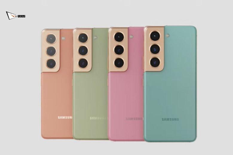 Samsung Galaxy S22 màu sắc