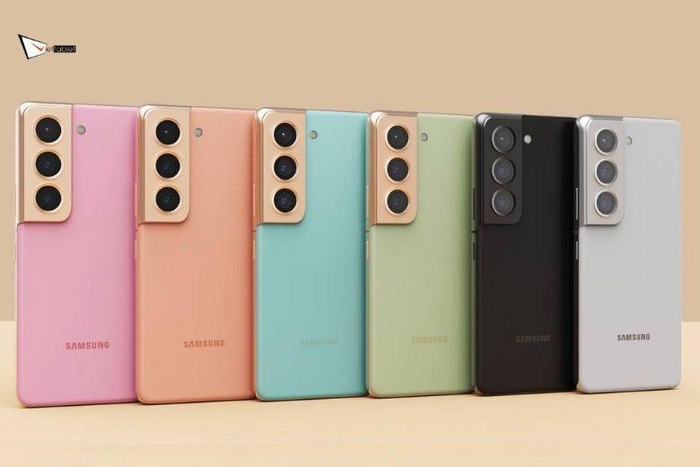 Màu sắc Samsung Galaxy S22