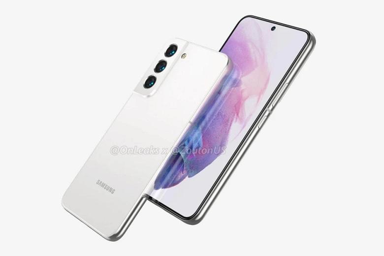 thiết kế Samsung Galaxy S22