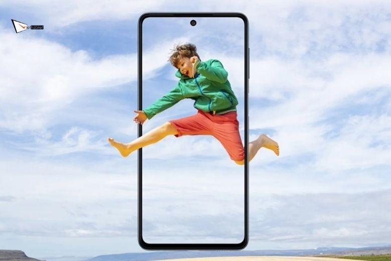 Samsung Galaxy M52 5G màn hình