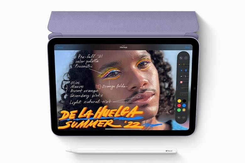 khả năng tản nhiệt iPad Mini 6