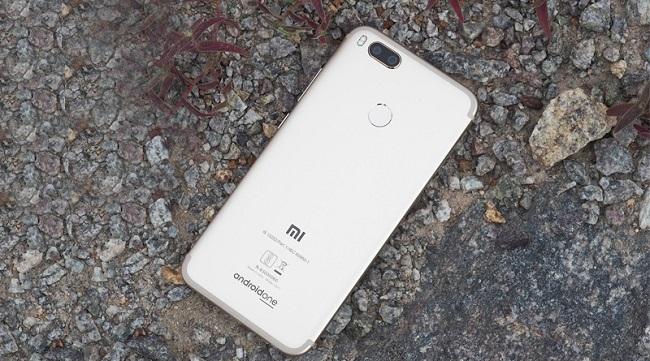 Thiết kế Xiaomi Mi A1