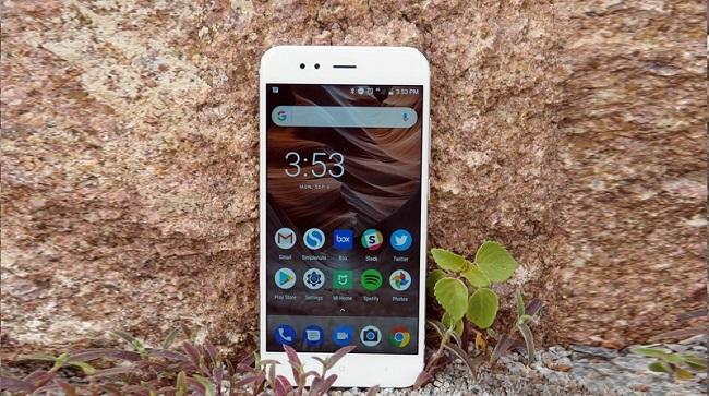 Xiaomi Mi A1 chính hãng xách tay