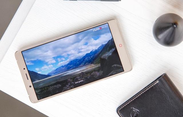 ZTE Nubia Z11 Max cấu hình khủng, màn hình lến đến 6 inch