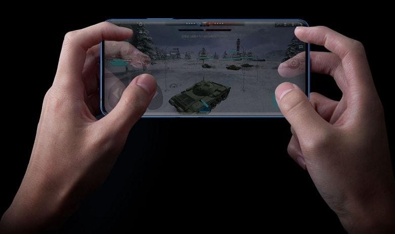 chơi game trên ZTE Nubia Z20
