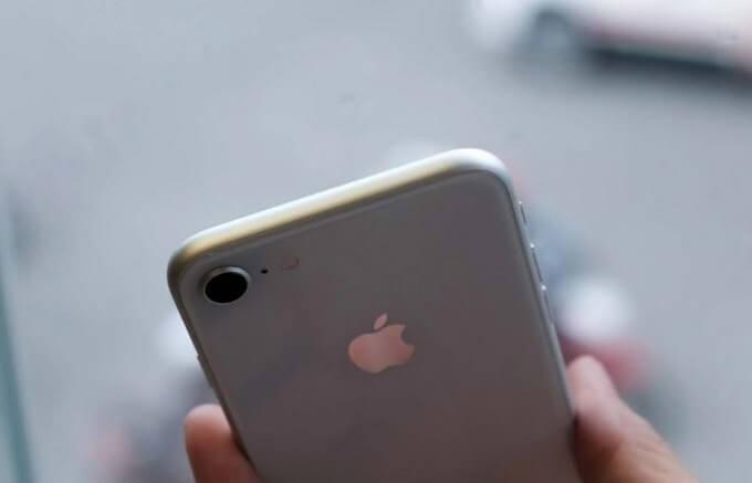 Chất lượng ảnh chụp của iPhone 8 cũ