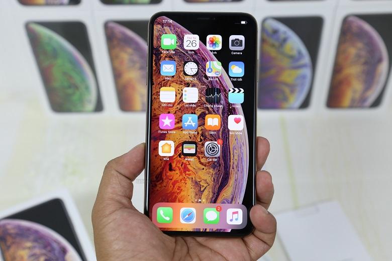 iPhone XS Max là siêu phẩm của Apple