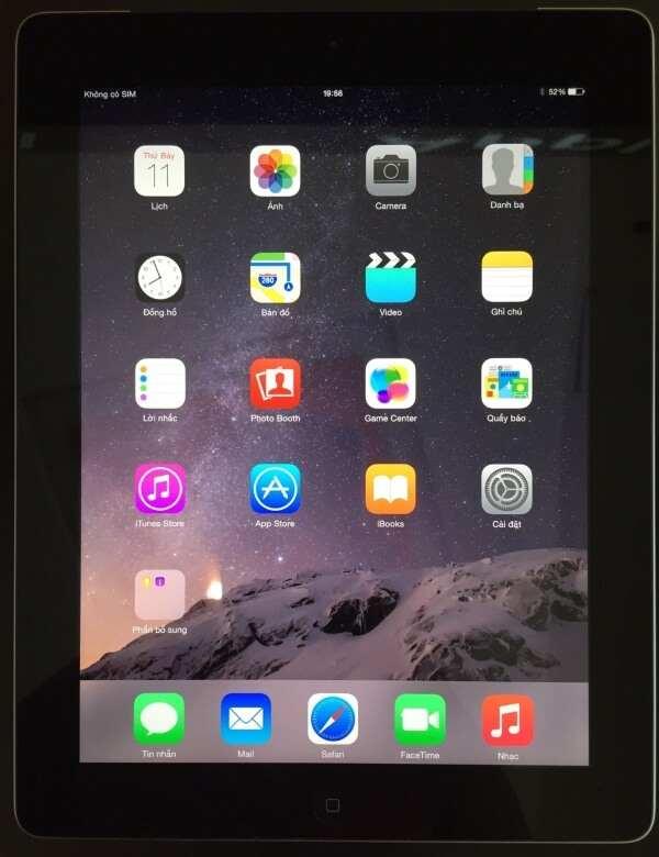 iPad 4 cũ hình ảnh