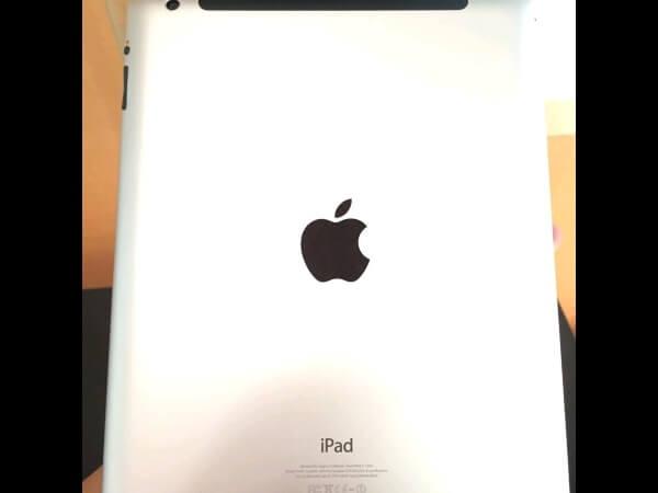 Ảnh thực tế iPad 4 cũ 16GB 4G 2