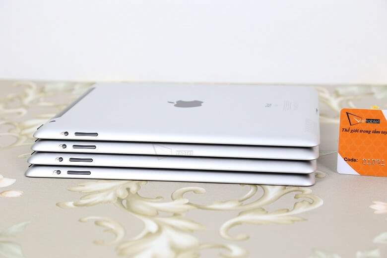 kích thước iPad 4