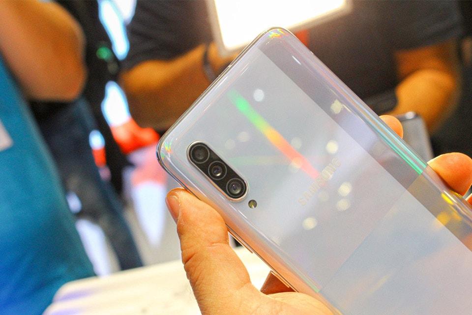 Camera Samsung Galaxy A90 5G