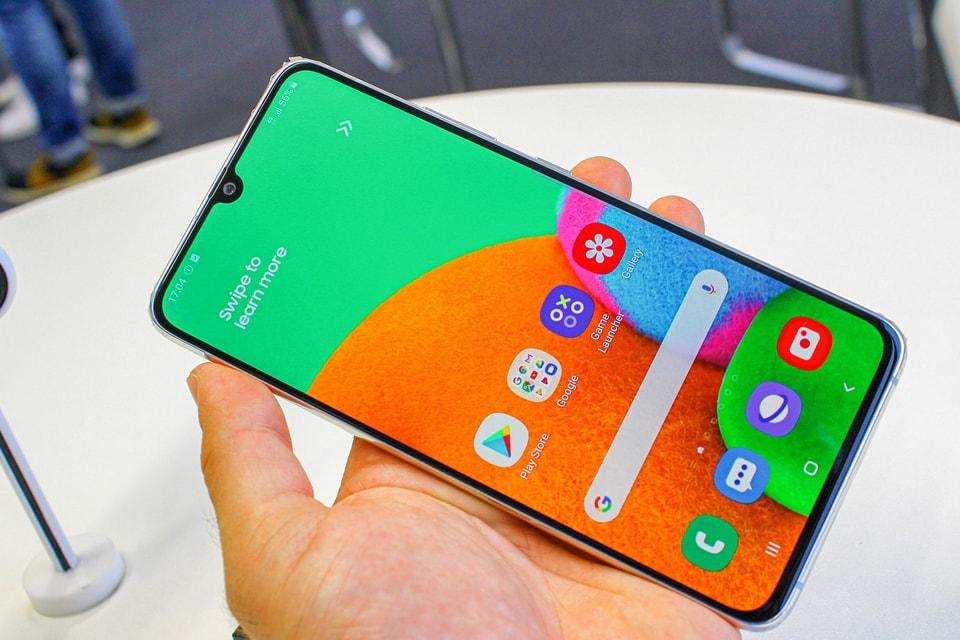 màn hình Samsung Galaxy A90 5G chính hãng