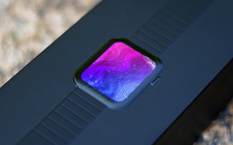 cận cảnh Xiaomi Mi Watch