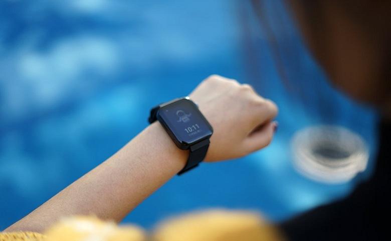 hiển thị của Xiaomi Mi Watch