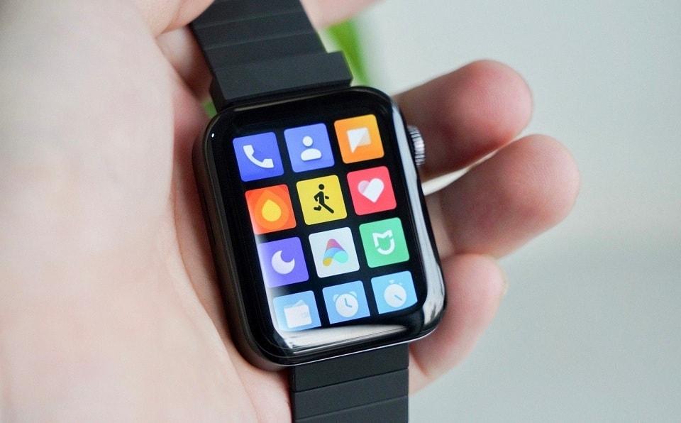 màn hình Xiaomi Mi Watch