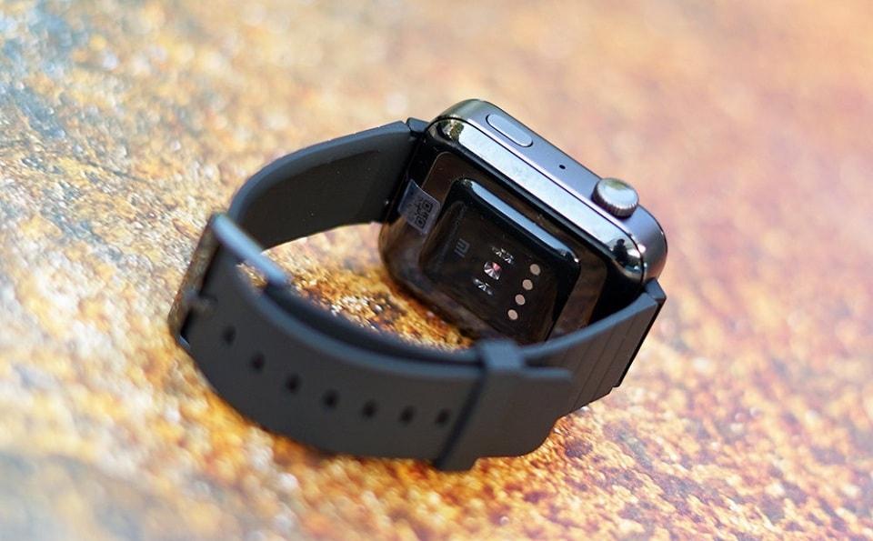 thiết kế Xiaomi Mi Watch