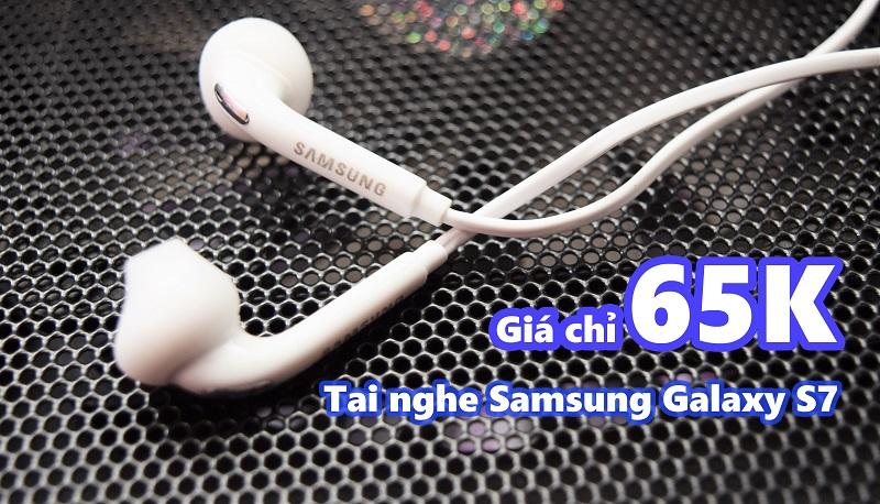 Mua ngay tai nghe Samsung Galaxy S7 chính hãng