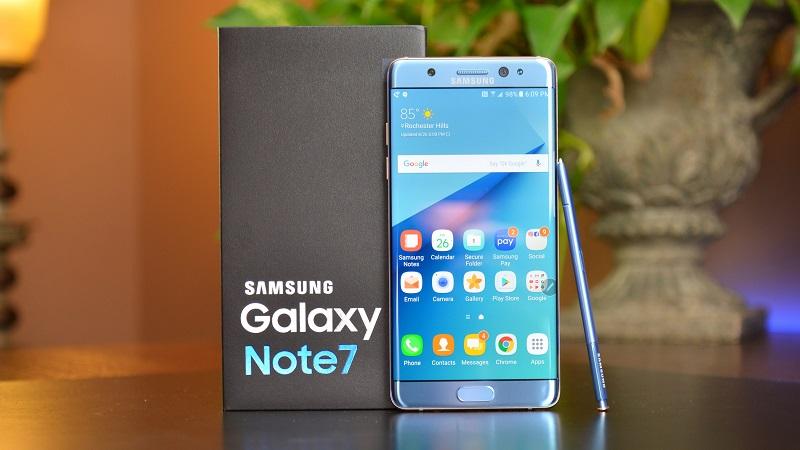 Samsung Galaxy Note 7 FE có giá bán