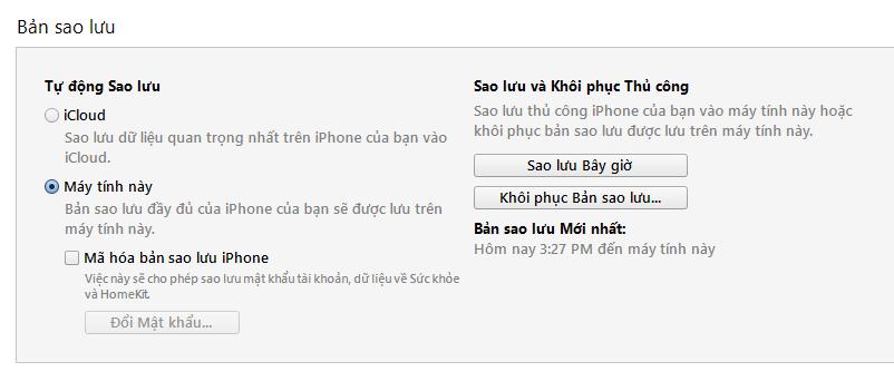 tăng dung lượng lưu trữ cho iPhone 3