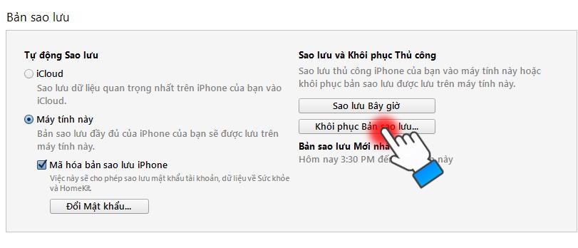 tăng dung lượng lưu trữ cho iPhone 6