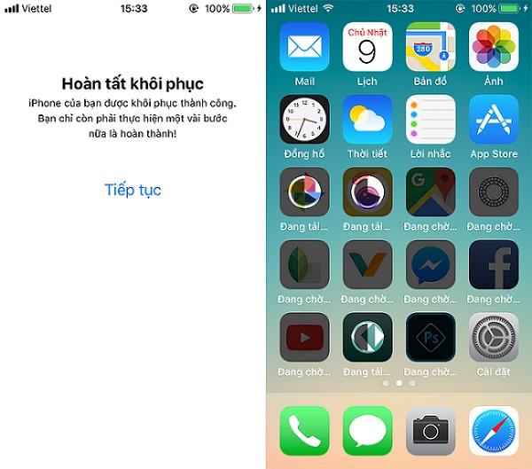 tăng dung lượng lưu trữ cho iPhone 1a