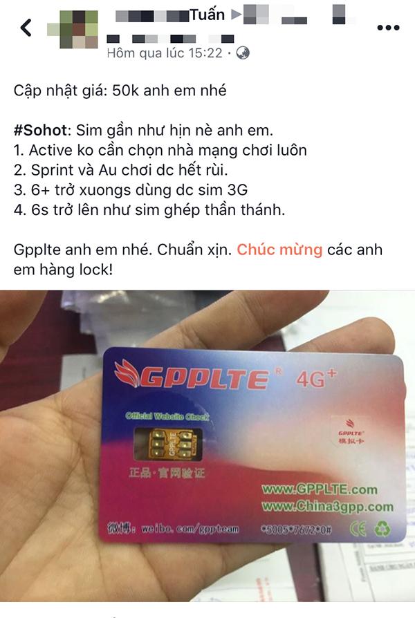 SIM ghép thần thánh version 2 ra mắt