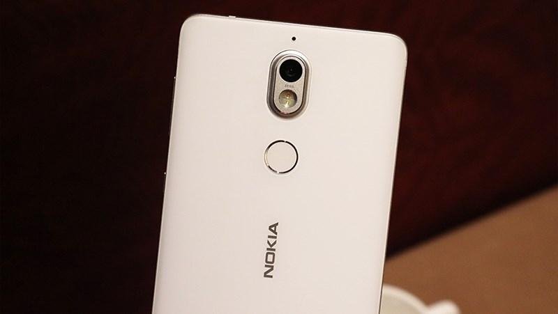 khả năng chụp ảnh Nokia 7