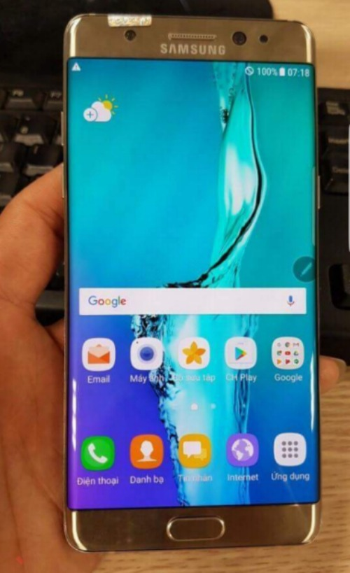 Samsung Galaxy Note 7R