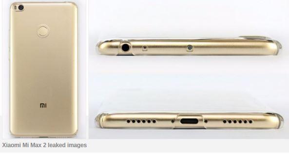 Ảnh dựng Xiaomi Mi Max 2