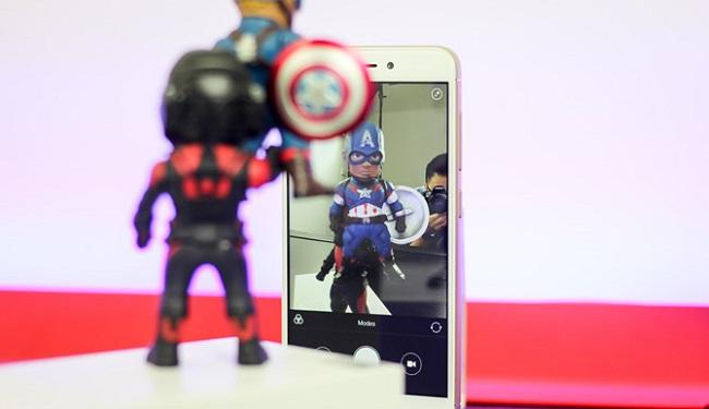 mặt trước Xiaomi Redmi 4X
