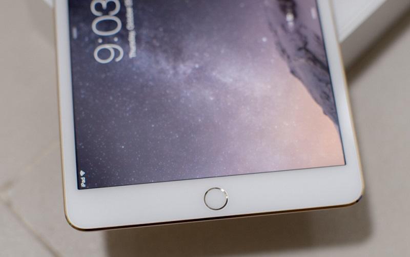 Cảm biến vân tay trên iPad Mini 3 64GB