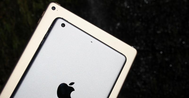 Thiết kế iPad Mini 3, iPad Air 2