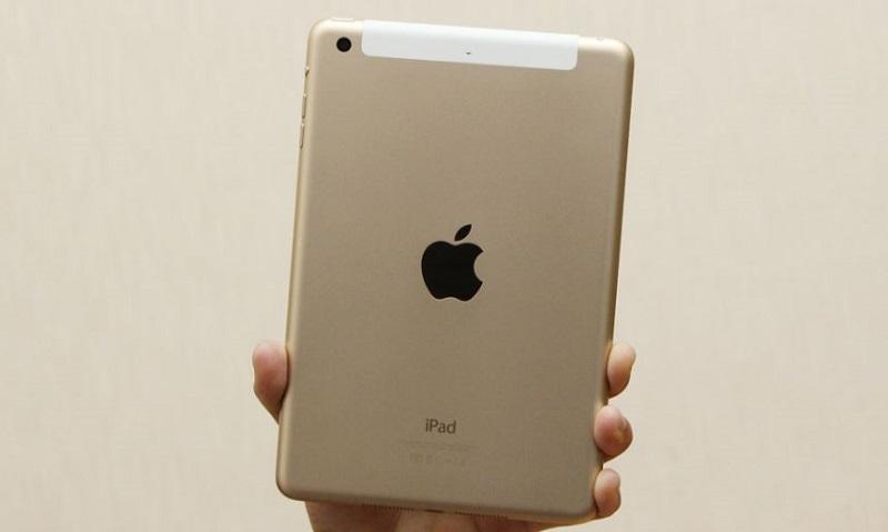 Thiết kế iPad Mini 3