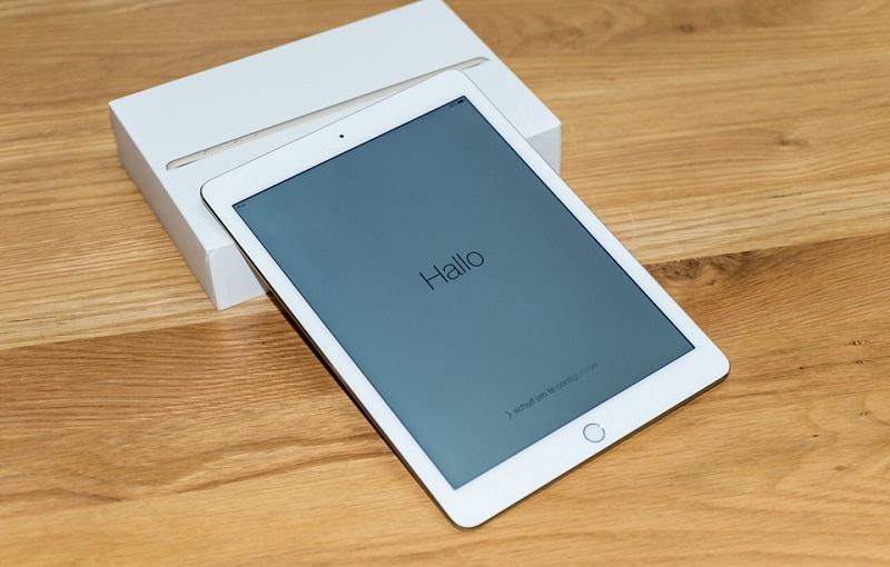Trên tay iPad Air 2  2