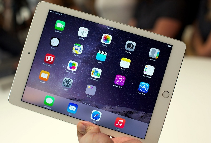 Dung lượng pin iPad Air 2 có đủ dùng?
