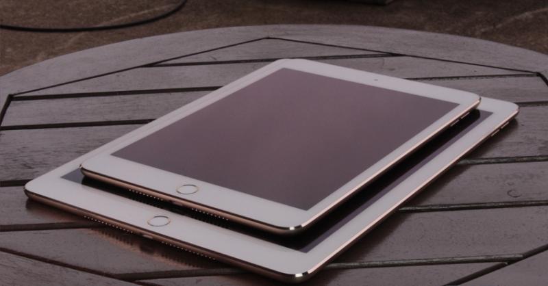 Thiết kế iPad Air 2 và Mini 4