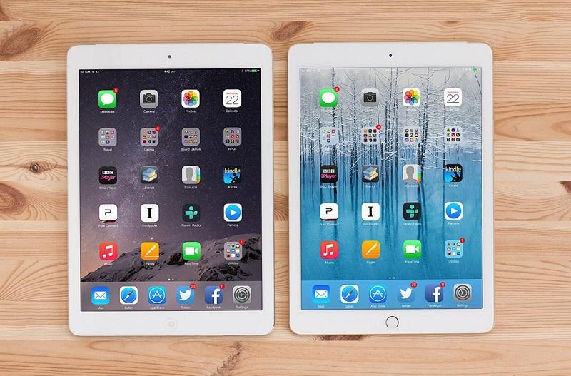 So sánh iPad Air 1 và 2: Hiệu năng