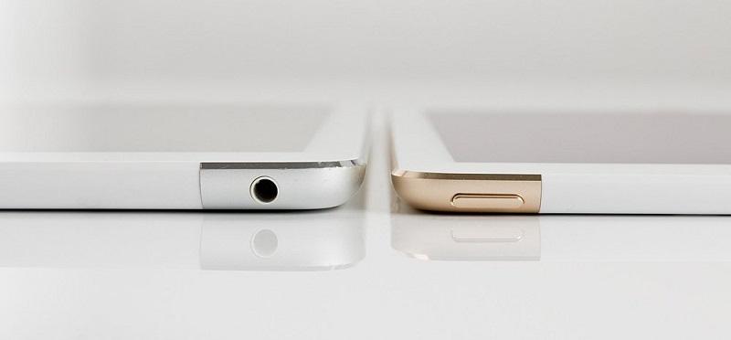 So sánh iPad Air 1 và 2: Kết nối
