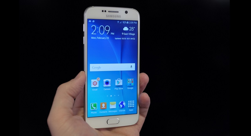 Mua Samsung Galaxy S6 xách tay