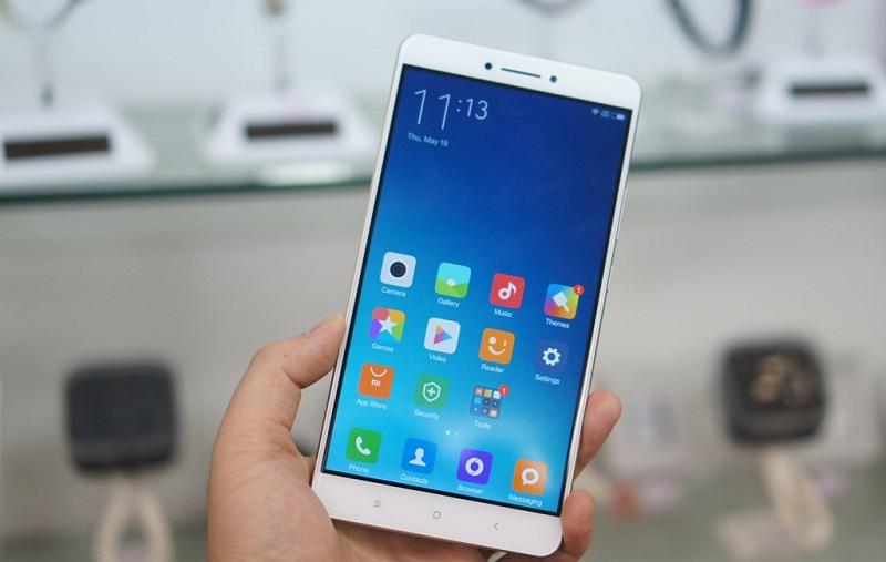 Xiaomi Mi Max 2 ra mắt lộ hiệu năng