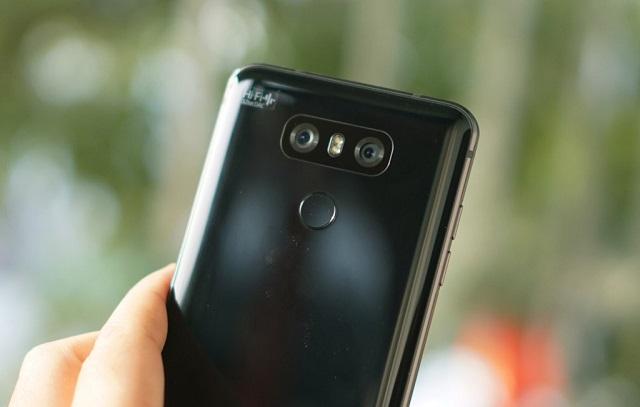 Đánh giá camera LG G6