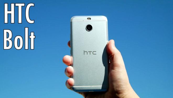 HTC 10 Evo còn có tên gọi là HTC Bolt