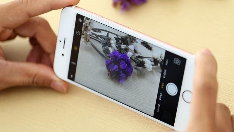 iPhone 6S Rose Gold vàng hồng quà tặng dành cho phái nữ