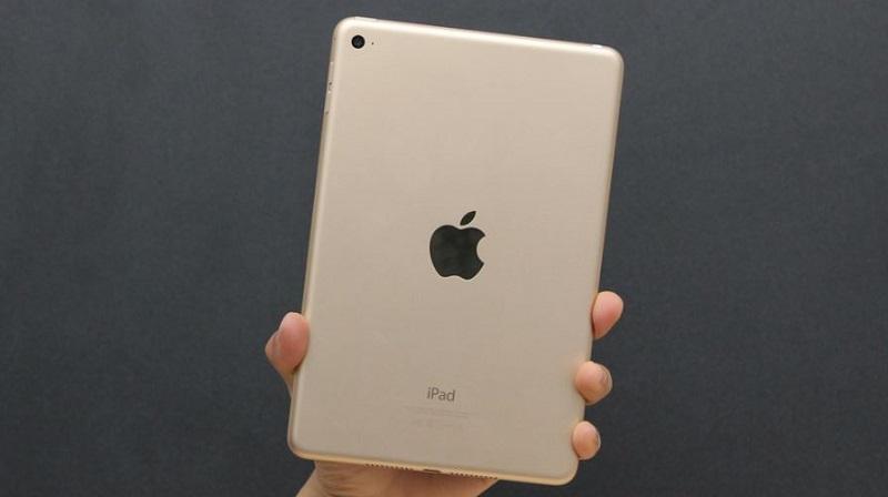 Thiết kế iPad Mini 4
