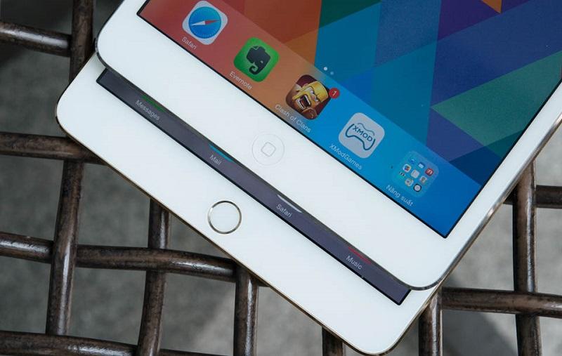 So sánh iPad Mini 2 và iPad Mini 3 2